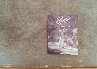 bettie magazine #6 - 1