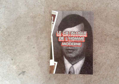 le catalogue de l'homme moderne - 00